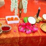 A for Apple Pooja