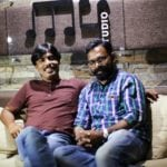 With Director Pampilly
